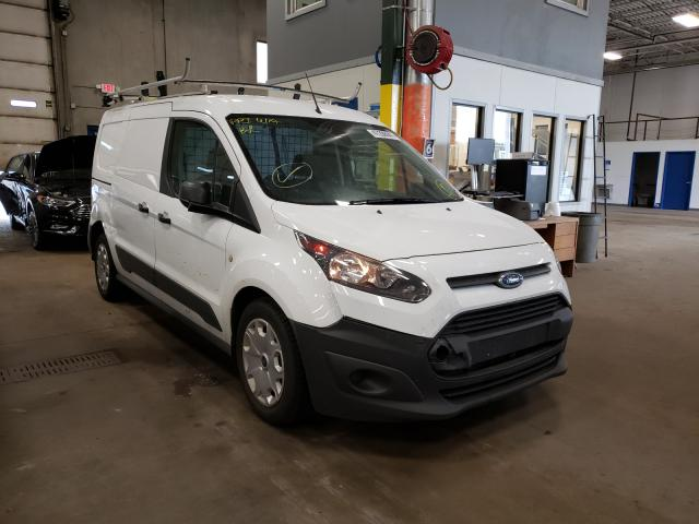Salvage cars for sale from Copart Blaine, MN: 2017 Ford Transit CO