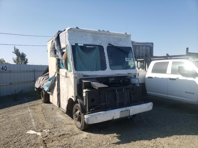 Salvage cars for sale from Copart Vallejo, CA: 1998 Chevrolet P30