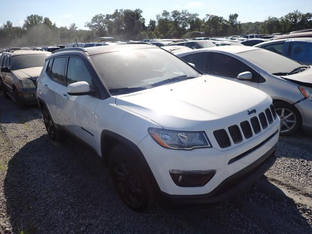 Salvage 2021 JEEP COMPASS - Small image. Lot 47203811