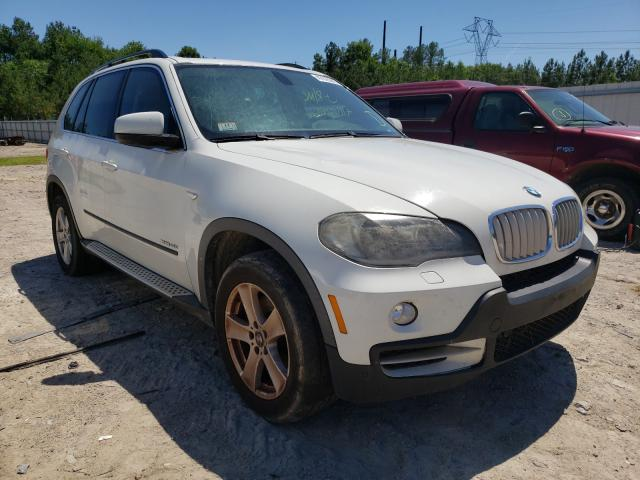 Salvage cars for sale from Copart Charles City, VA: 2010 BMW X5 XDRIVE4