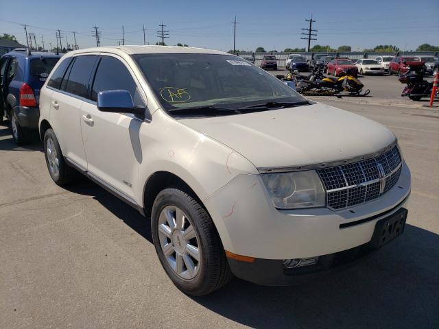 Salvage cars for sale from Copart Nampa, ID: 2007 Lincoln MKX