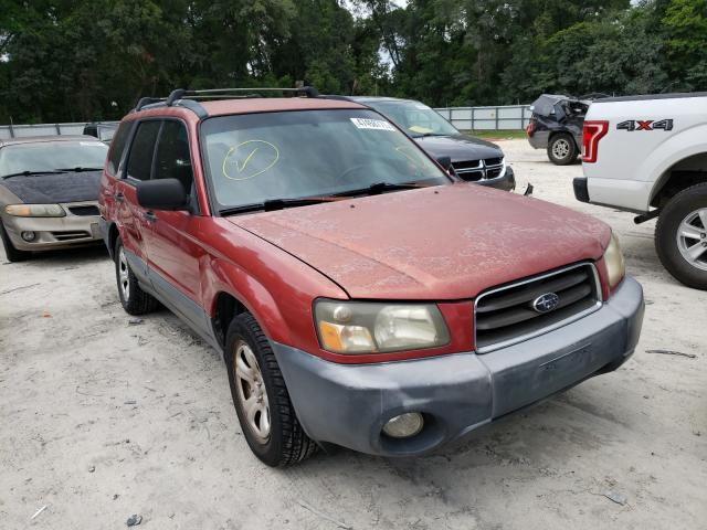 Salvage cars for sale from Copart Ocala, FL: 2005 Subaru Forester 2