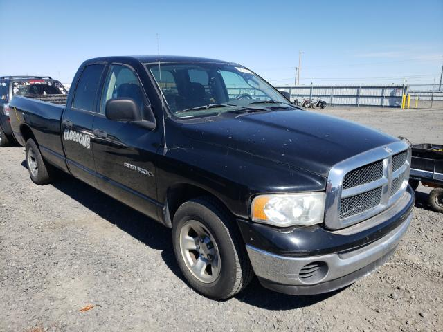 Salvage cars for sale from Copart Airway Heights, WA: 2003 Dodge RAM 1500 S