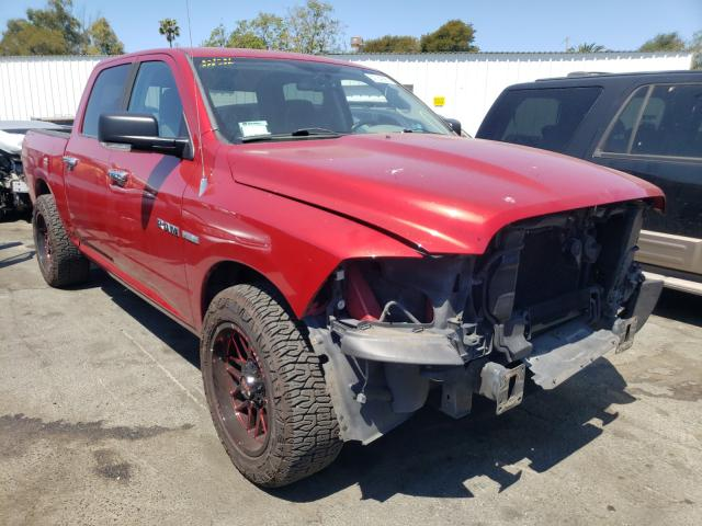 2010 DODGE RAM 1500 1D7RB1CT2AS148191