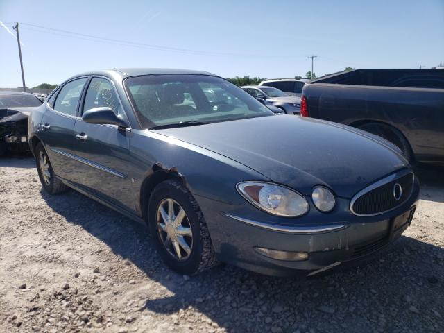 Salvage cars for sale from Copart Leroy, NY: 2006 Buick Lacrosse C