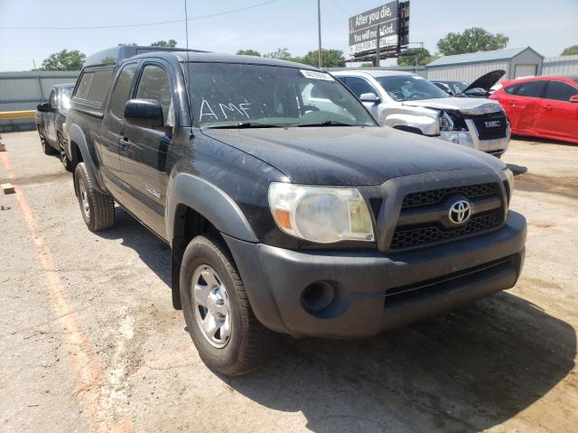 Salvage cars for sale from Copart Wichita, KS: 2011 Toyota Tacoma ACC
