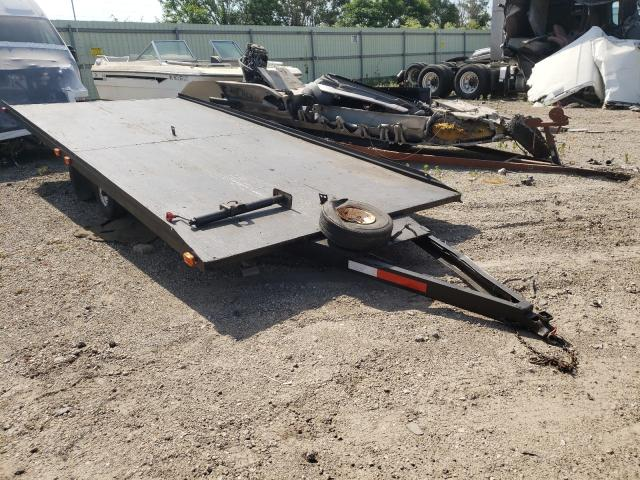 Salvage cars for sale from Copart Pekin, IL: 1987 Hoos Trailer