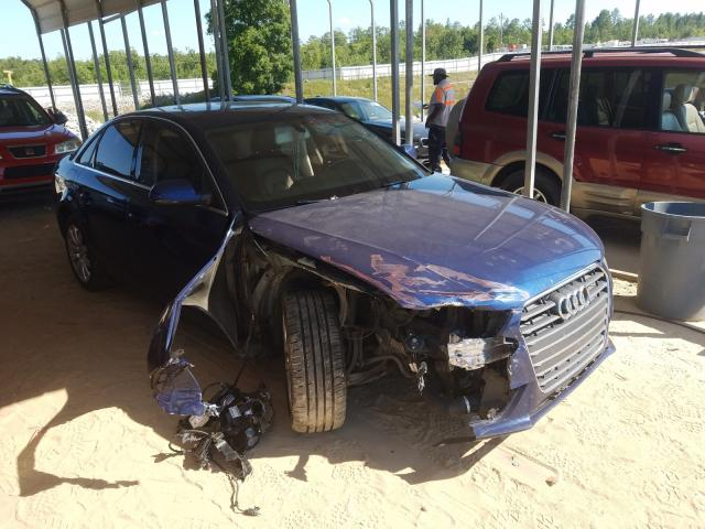 Audi A4 salvage cars for sale: 2013 Audi A4