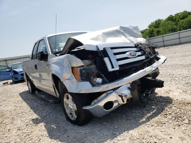 Salvage cars for sale from Copart Prairie Grove, AR: 2010 Ford F150 Super