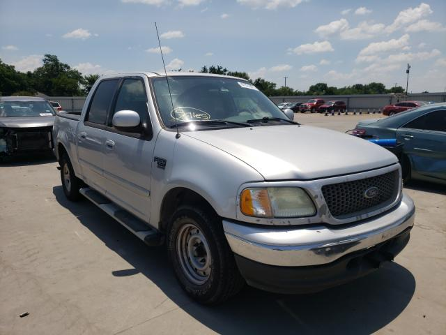 Salvage cars for sale from Copart Wilmer, TX: 2003 Ford F150 Super