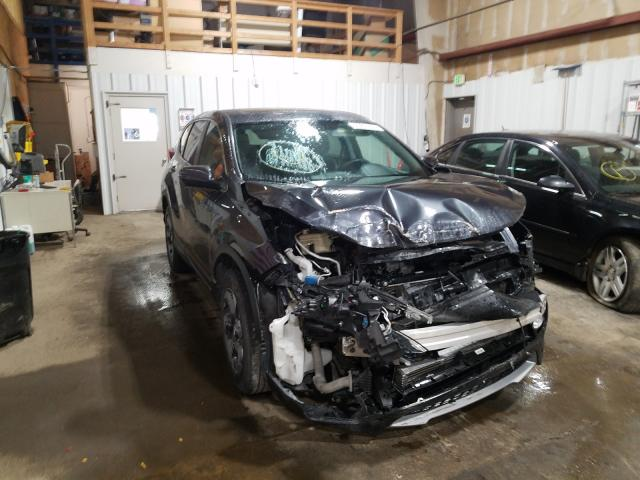 Salvage cars for sale from Copart Anchorage, AK: 2019 Honda CR-V EX