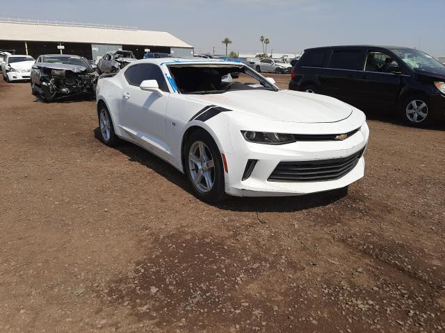 Salvage cars for sale from Copart Phoenix, AZ: 2016 Chevrolet Camaro LT