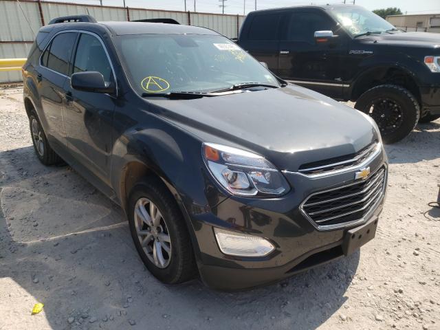 Vehiculos salvage en venta de Copart Haslet, TX: 2017 Chevrolet Equinox LT