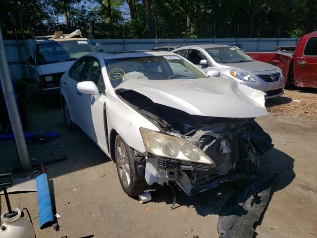 Lexus ES 350 salvage cars for sale: 2009 Lexus ES 350
