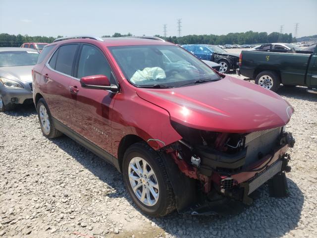 Vehiculos salvage en venta de Copart Memphis, TN: 2020 Chevrolet Equinox LT