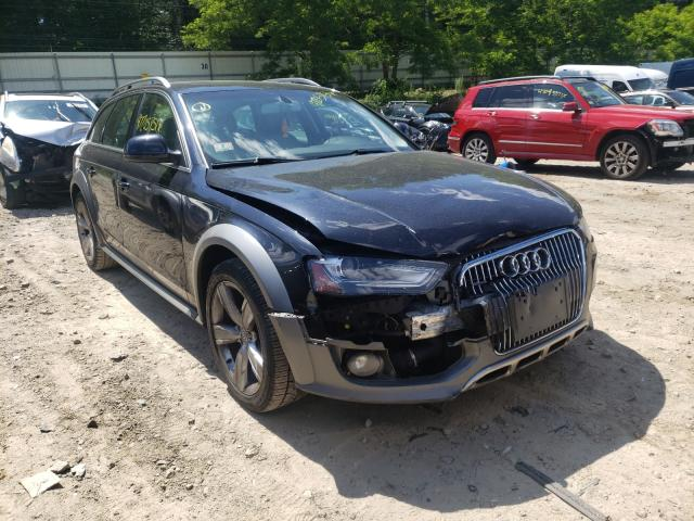 Salvage 2013 AUDI A4 - Small image. Lot 47205851