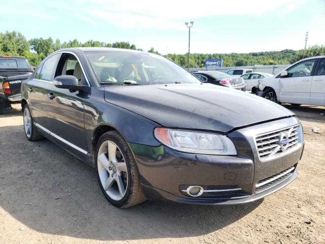 Volvo salvage cars for sale: 2010 Volvo S80 T6