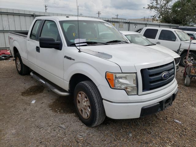 Vehiculos salvage en venta de Copart Mercedes, TX: 2012 Ford F150 Super