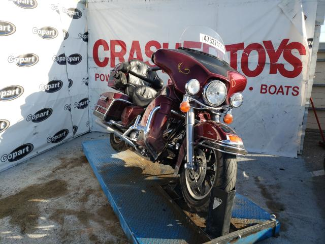 Harley-Davidson Flhtci salvage cars for sale: 2001 Harley-Davidson Flhtci