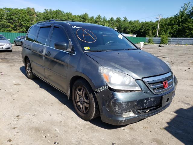 Honda Odyssey salvage cars for sale: 2006 Honda Odyssey