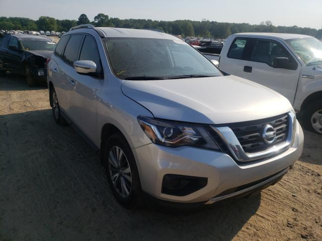 Salvage cars for sale at Conway, AR auction: 2019 Nissan Pathfinder