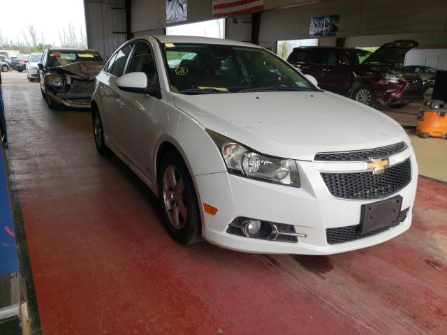 Salvage cars for sale from Copart Angola, NY: 2013 Chevrolet Cruze LT