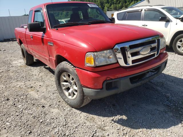 Salvage cars for sale from Copart Hurricane, WV: 2007 Ford Ranger SUP