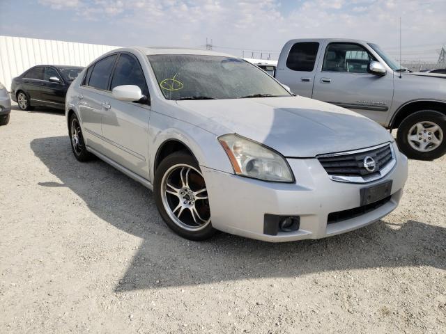 2007 Nissan Maxima SE en venta en Adelanto, CA