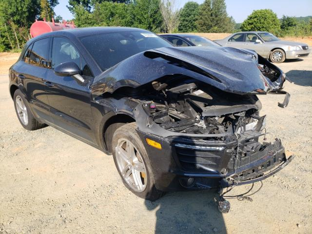 Salvage cars for sale from Copart Concord, NC: 2018 Porsche Macan
