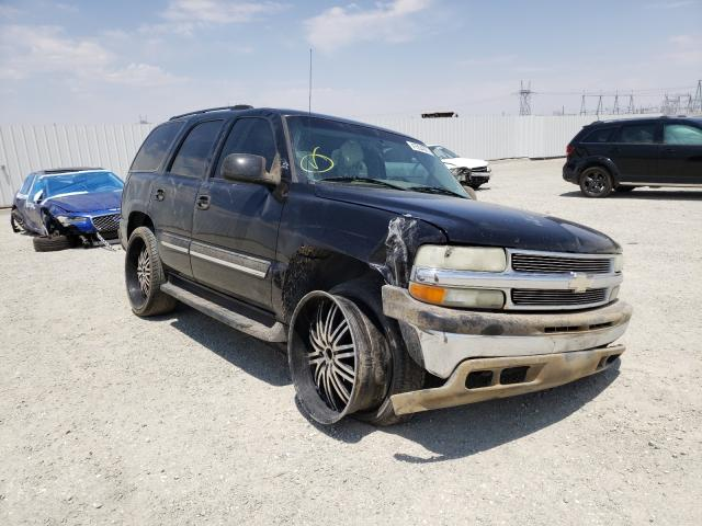 Chevrolet Tahoe C150 salvage cars for sale: 2004 Chevrolet Tahoe C150