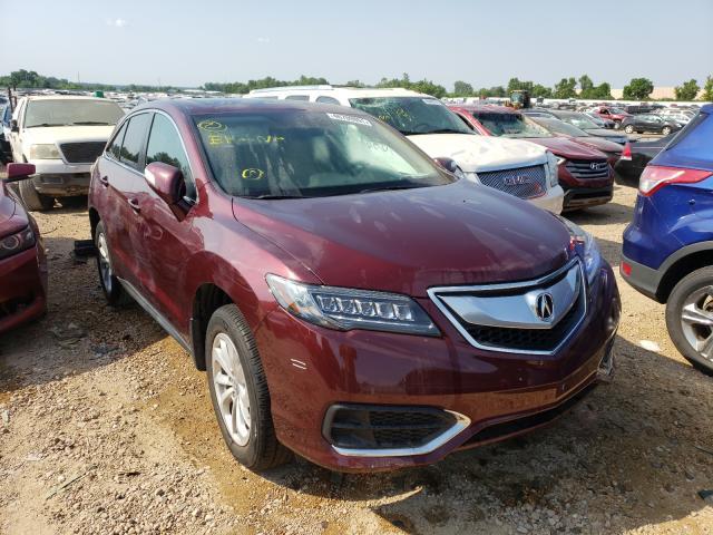 Acura salvage cars for sale: 2017 Acura RDX
