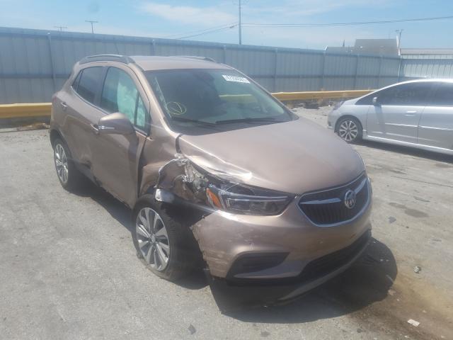 Vehiculos salvage en venta de Copart Dyer, IN: 2019 Buick Encore PRE