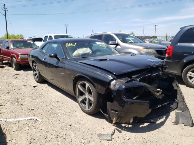 Vehiculos salvage en venta de Copart Indianapolis, IN: 2014 Dodge Challenger