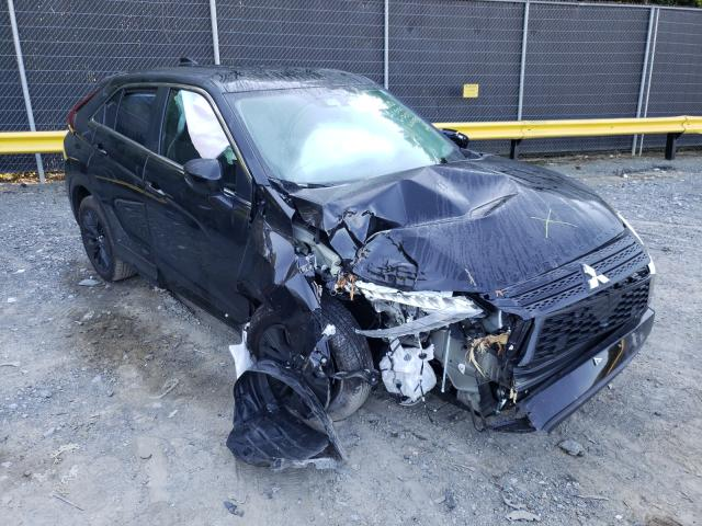 Salvage cars for sale from Copart Waldorf, MD: 2022 Mitsubishi Eclipse CR