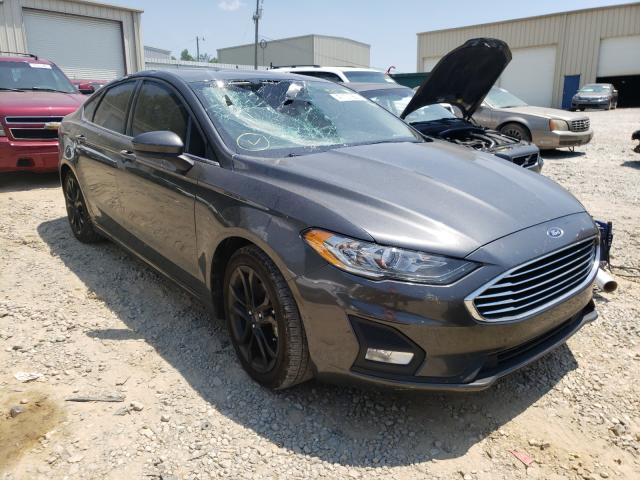 2019 Ford Fusion SE for sale in Gainesville, GA