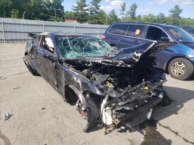Vehiculos salvage en venta de Copart Exeter, RI: 2016 Ford Mustang GT