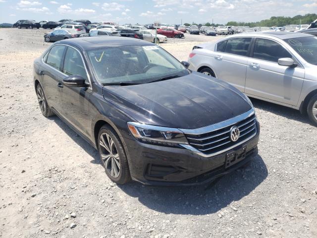 2021 Volkswagen Passat SE en venta en Madisonville, TN