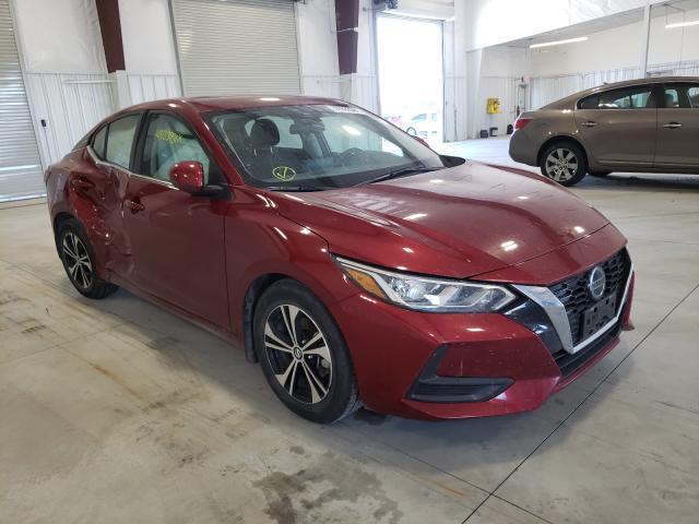 2020 Nissan Sentra SV for sale in Avon, MN
