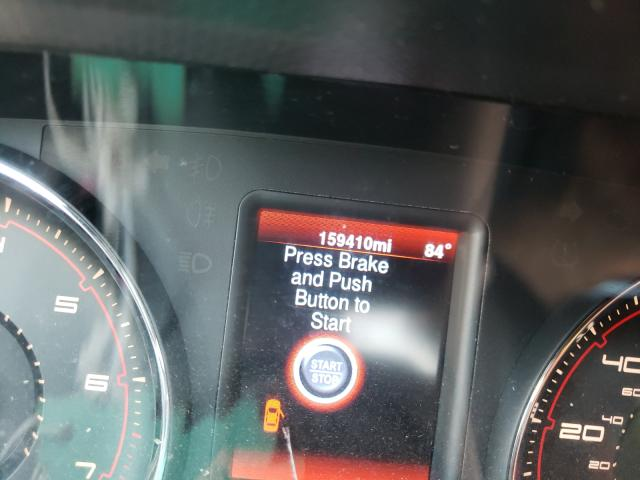 2013 DODGE CHARGER SE - Engine View
