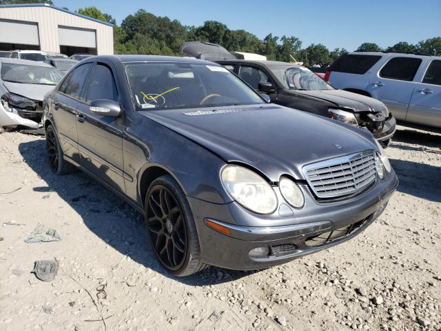 Salvage cars for sale from Copart Ellenwood, GA: 2006 Mercedes-Benz E 350 4matic