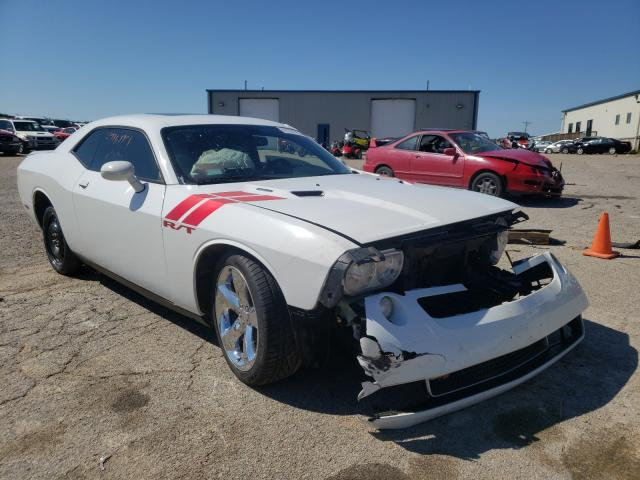 Salvage cars for sale from Copart Chatham, VA: 2011 Dodge Challenger