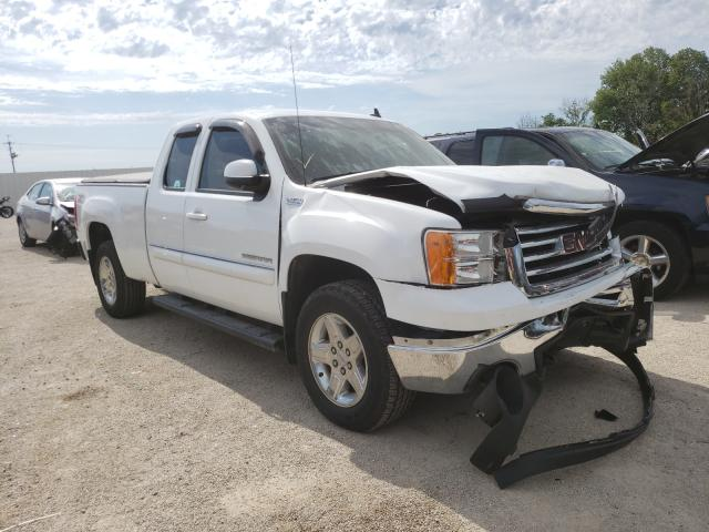 Salvage cars for sale from Copart Milwaukee, WI: 2013 GMC Sierra K15