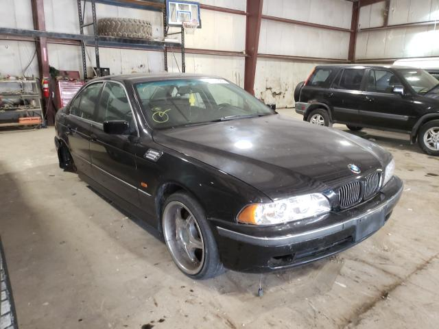 BMW salvage cars for sale: 1997 BMW 540 I Automatic