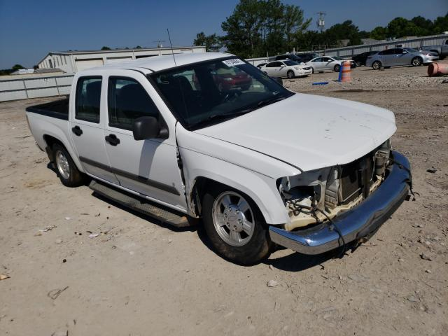 Salvage cars for sale from Copart Florence, MS: 2007 Chevrolet Colorado