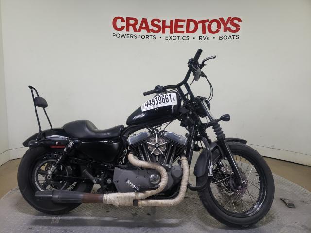 Vehiculos salvage en venta de Copart Dallas, TX: 2008 Harley-Davidson XL1200 N C