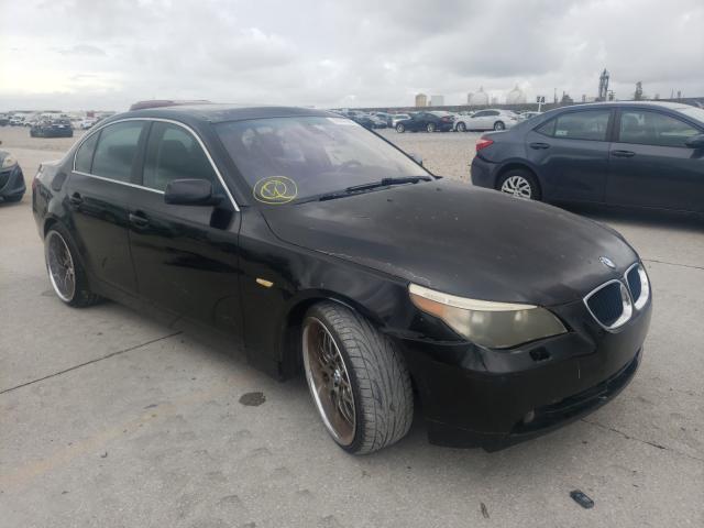 BMW Vehiculos salvage en venta: 2004 BMW 525 I