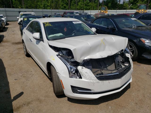 Cadillac ATS salvage cars for sale: 2015 Cadillac ATS