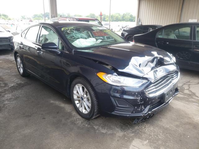 2020 Ford Fusion SE en venta en Fort Wayne, IN