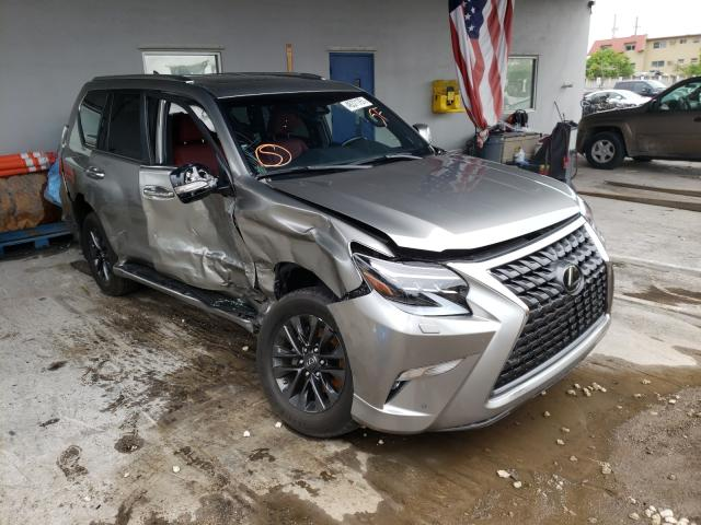 Salvage cars for sale from Copart Opa Locka, FL: 2020 Lexus GX 460 PRE