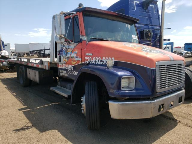 Freightliner Medium CON salvage cars for sale: 1998 Freightliner Medium CON